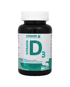 Strength Vitamin D3