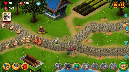 Download Tower Defense: New World War For PC Windows and Mac apk screenshot 5