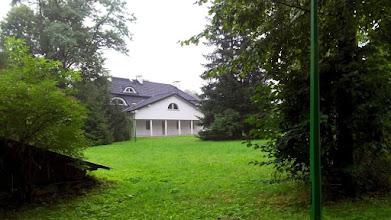 Photo: G8100945 Park podworski Wodzickich w Porebie Wielkiej