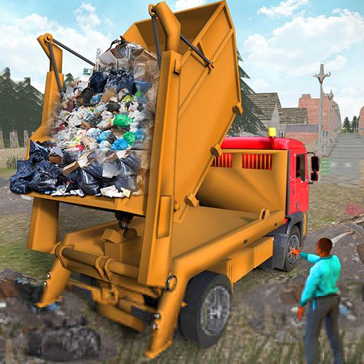 City Garbage Truck Drive : Simulation Games