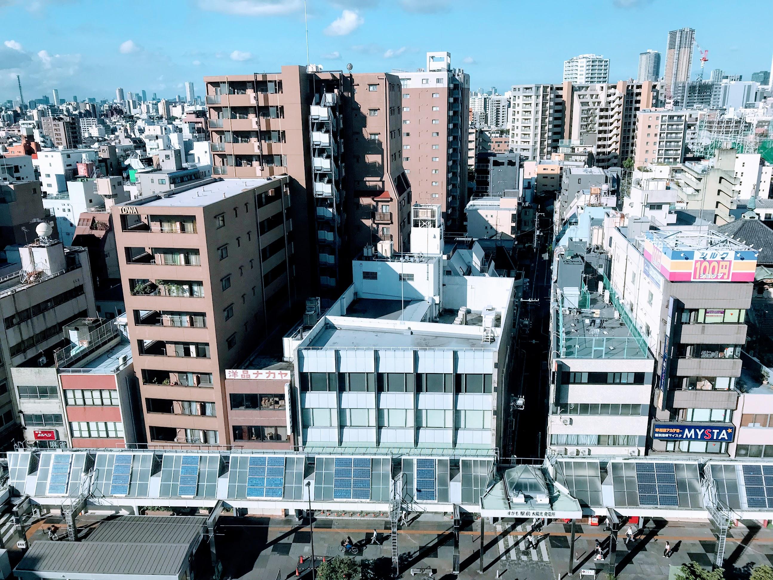 出張で東京へ行って参りました!