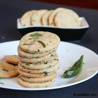 Spicy Biscuit / Cookie (Khara Biscuit)