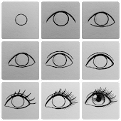 Daily Easy Drawing Step by Step