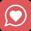 JAUMO 무료 만남 채팅 대표 아이콘 :: 게볼루션