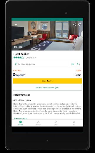 Screenshot 11 for TripAdvisor's Android app'