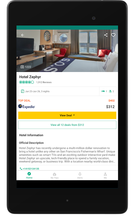 TripAdvisor Hotels Restaurants Android Apps on Google Play