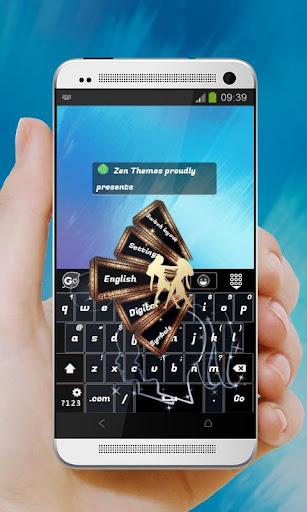 雙子座Shuāngzǐzuò GO Keyboard