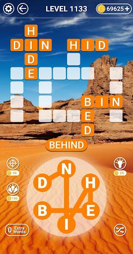Word Connect - Fun Crossword Puzzle screenshots 9
