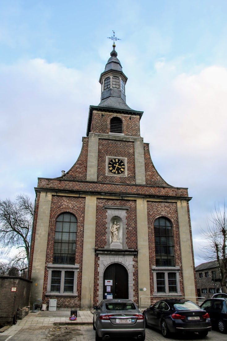 Предрождественский Синт-Трёйден (Sint-Truiden)