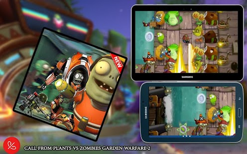 call from Plants vs Zombies Garden Warfare 2 - náhled