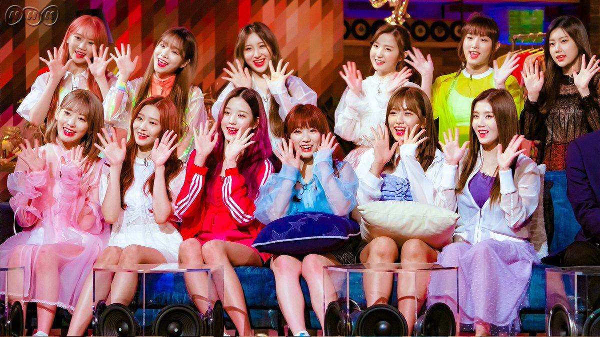 top kpop group june 2019 7