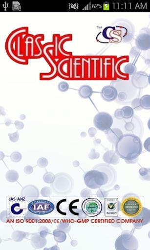 Classic Scientific