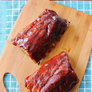 5 Ingredient Baby Back Ribs