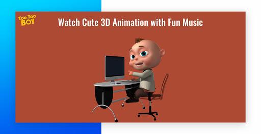 TooToo Boy  Show -  Funny Cartoons for Kids 1.2 6