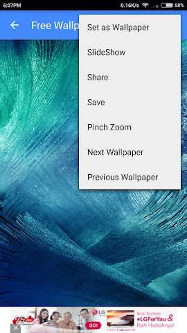 android FREE WALLPAPER HD Screenshot 3