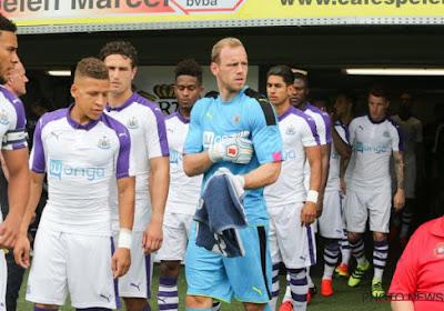 Newcastle, réduit à neuf et sans Sels, s'incline à Nottingham Forest