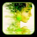 Superimpose Pictures icon