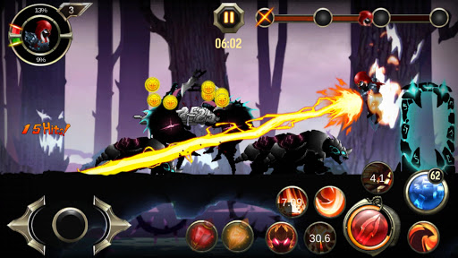 Stickman Ninja warriors : The last Hope image | 5
