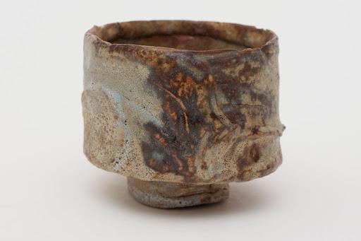 Robert Cooper Ceramic Tea Bowl 091