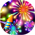 Fireworks Game For Kids icon