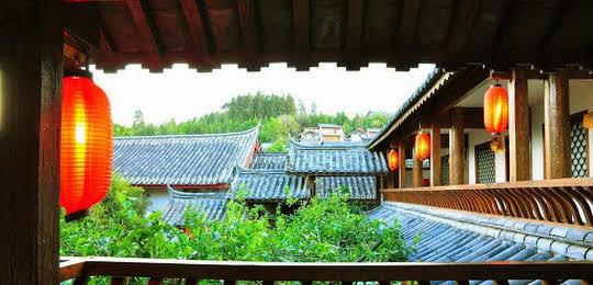 Lijiang Lize Graceland Merry Inn