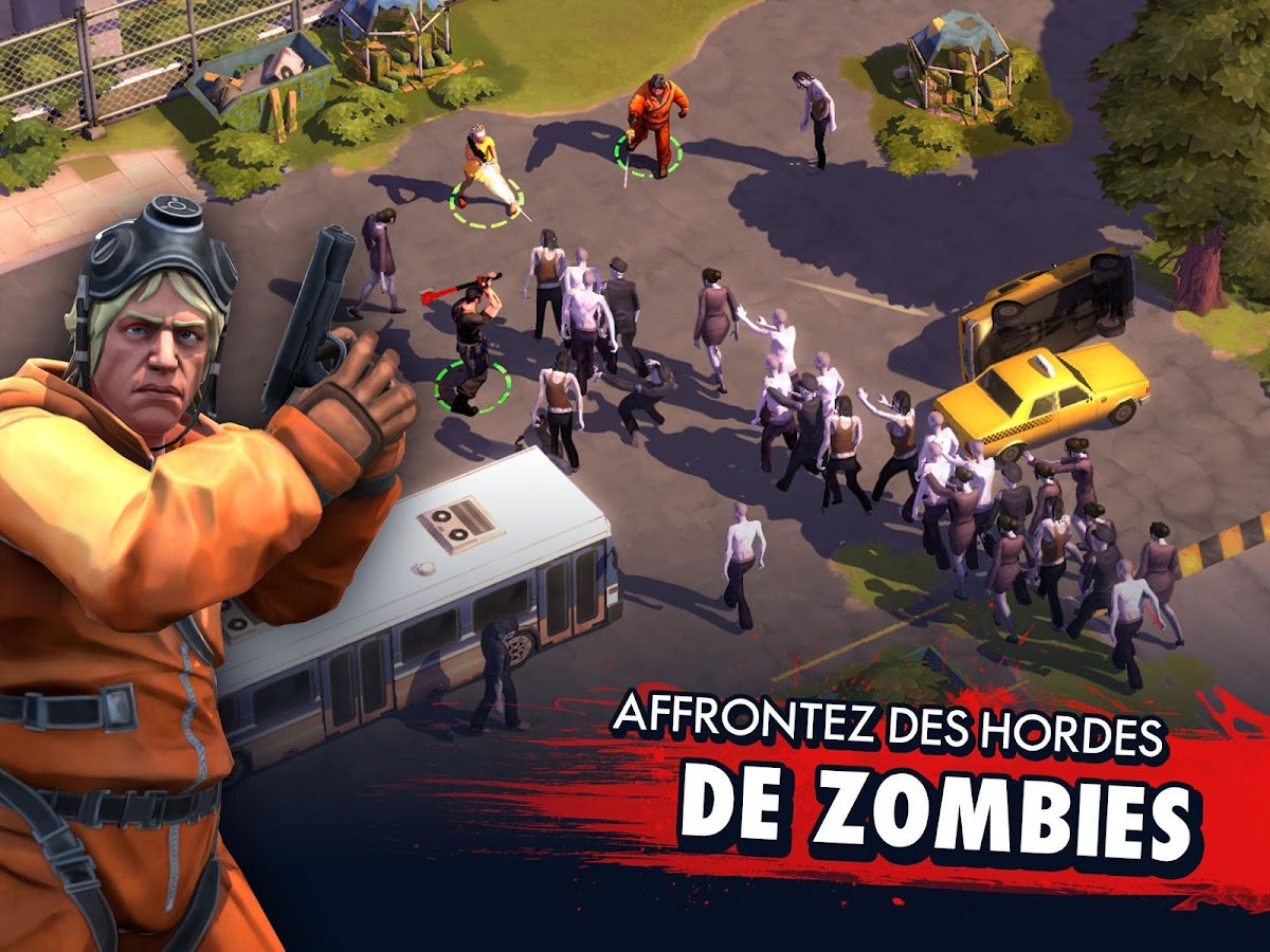 Zombie Anarchy: Survival Game – Capture d'écran