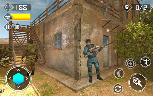 Army Call of Cross Border Counter Terrorist Strike 1.3 screenshots 3