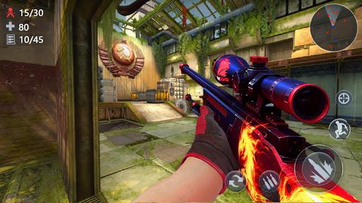 Zombie 3D Gun Shooter- Real Survival Warfare 1.1.8 screenshots 3