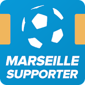Marseille Foot Supporter