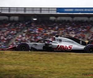 Haas gaat (dan toch) verder met duo Magnussen - Grosjean