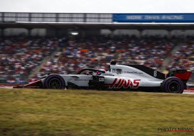 Romain Grosjean disqualifié à Monza