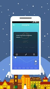 Touch Weather: Small & Smart screenshot 3