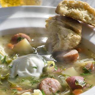 Cabbage Leek Soup Recipes