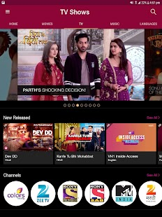 JioCinema: Movies TV Originals Screenshot