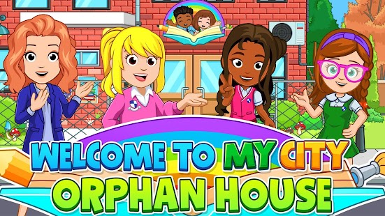 My City : Orphan House Screenshot