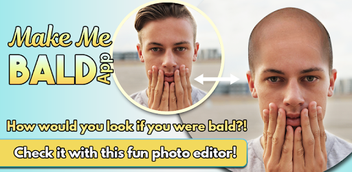 Make your friends go bald with this application