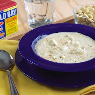 Cream of Crab Soup.