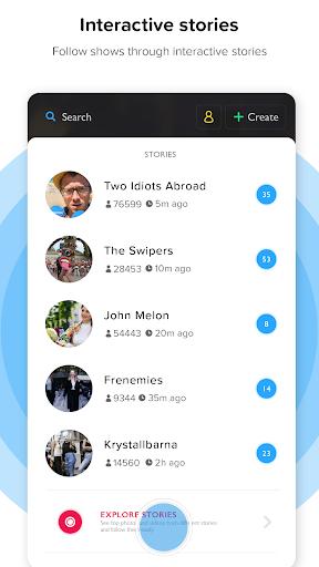 Gobi - Interactive stories screenshot