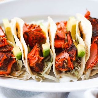 Salmon Fish Tacos Recipes