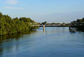 Photo: Most přes Tisu