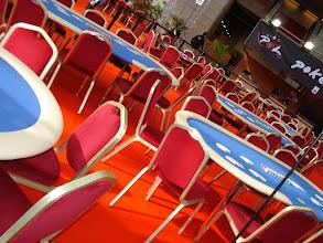 Photo: Zone de jeu :les chaises viennent des casinos Partouche