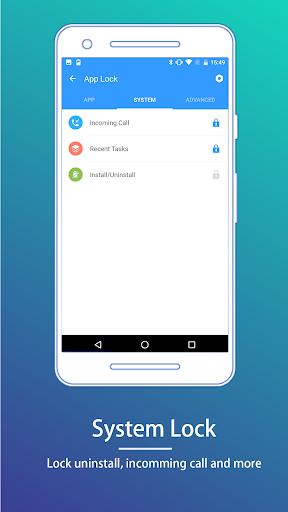 Smart AppLock Free screenshot 4