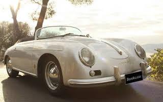 Porsche 356 Speedster Rent Provence-Alpes-Côte d'Azur
