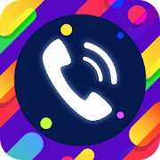 Colourful Call - Color Call Flash theme & Torch