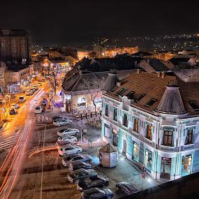 by Nenad Ivic - City,  Street & Park  Street Scenes