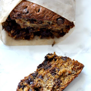 Banana Chocolate Chip Bread With Applesauce Recipes