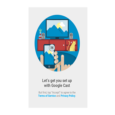 Set up a TV with Google Cast - Google Cast Help