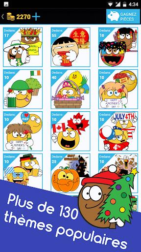 Emojidom Emoticones Sms Gratuit Et Smiley Facebook Apk Mod