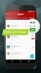 AppSales: Paid Apps Gone Free & On Sale Screenshot
