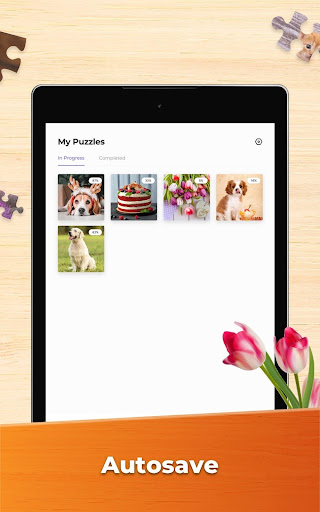 Jigsaw Puzzles - HD Puzzle Games modavailable screenshots 22